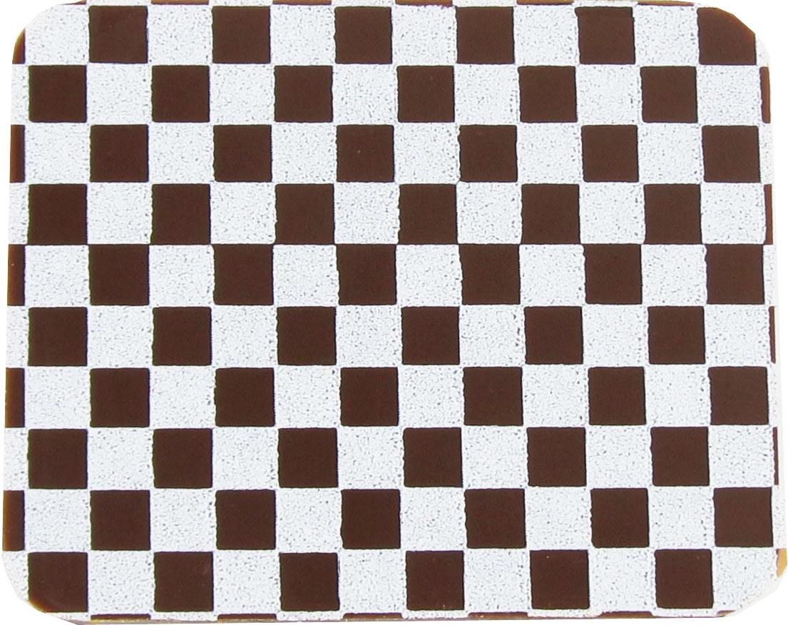 checkerboard white